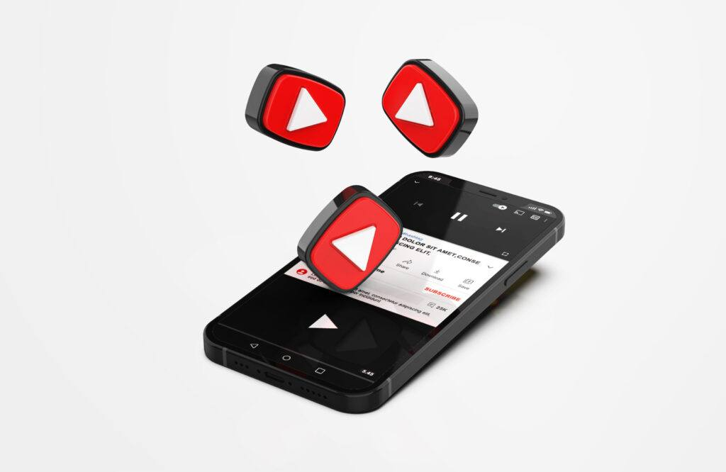 YouTube for printing business