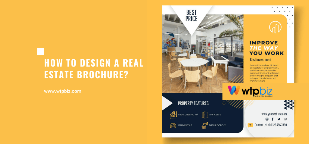 How To Design a Real Estate Brochure